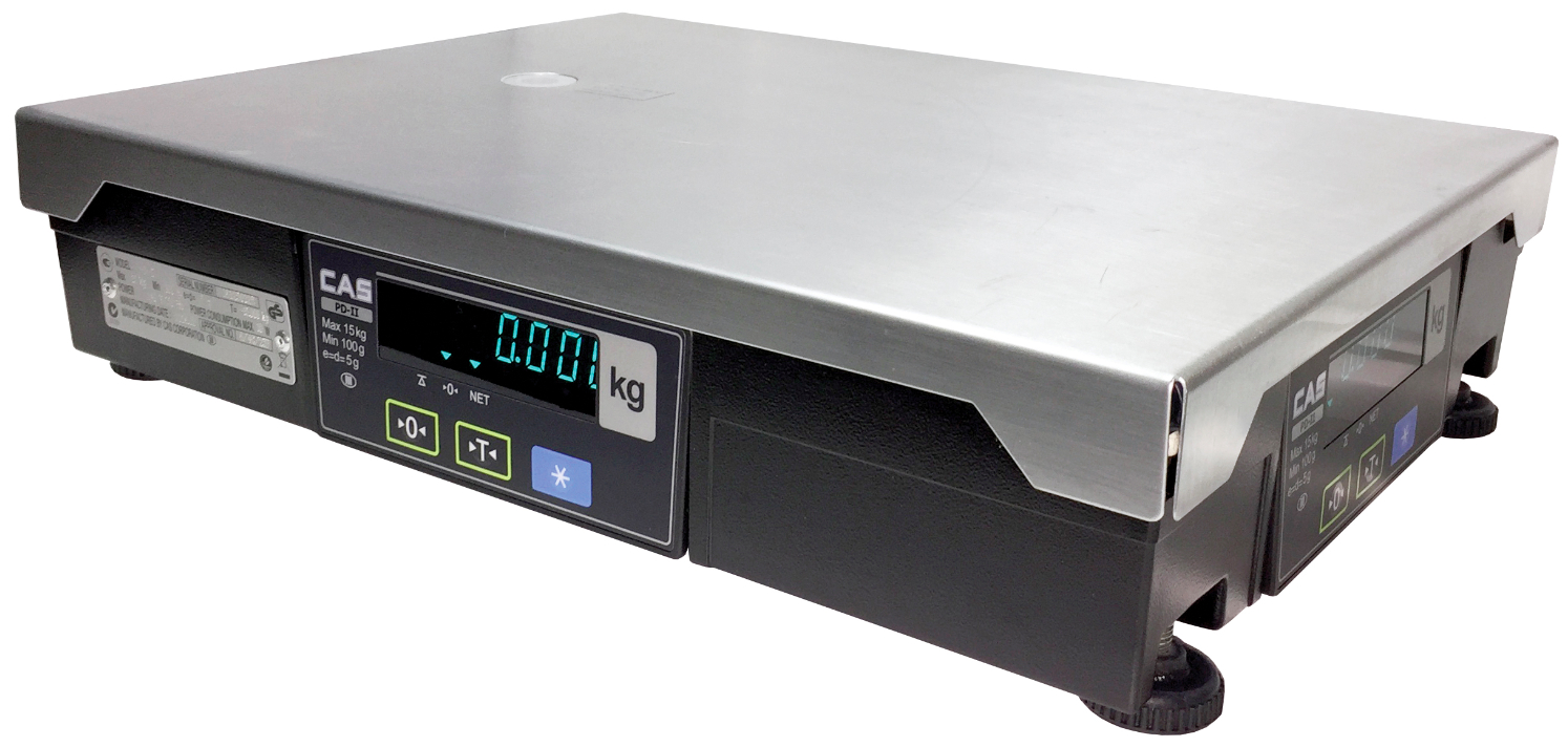 PD-II ECR and POS Scale - BV-905