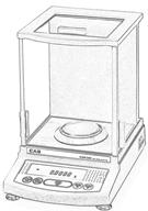 CAS Scales Australia | Scale & Weighing Equipment Balance Scale Sketch